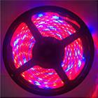 15W E14 LED-vækstlampe Tube 300 SMD 5050 1300LM lm Rød Blå Dekorativ Vandtæt Jævnstrøm 12 V 1 stk.