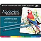 Spectrum Noir AquaBlend Watercolour Pencils 24-pack
