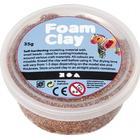 Foam Clay Brown Clay 35g
