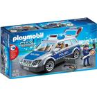 Playmobil Police Car with Lights & Sound 6873