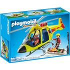 Playmobil Mountain Rescue Helicopter 5428