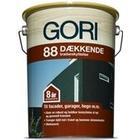 Gori 88 Træbeskyttelse Sort 2.5L
