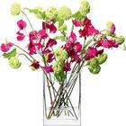 LSA International Flower Rectangular Bunch 22cm