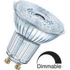 Osram 4.6w LED Par16 36deg GU10 2700k Dimmable- 4052899957954