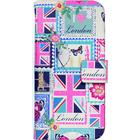 Accessorize plånboksväska iphone 5/s/se love london