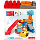 Mega Bloks First Builders Spinning Garage