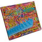 Ozbozz Loom Twister Kit - 5000 Loom Bands Gift Set