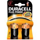 Duracell C Plus Power (2 pcs)