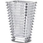 David Shuttle Baccarat Eye Rectangle Clear Tall Vase, Small | 2612989