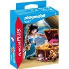 Playmobil Pirate with Treasure 9087