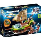 Playmobil Pirate Chameleon with Rudy 9000