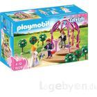 Playmobil Hochzeitspavillon mit Brautpaar 9229