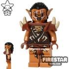 FireStar Toys LEGO The Hobbit Mini Figure - Gundabad Orc - Spiked Armour