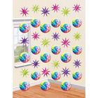 Amscan String Decorations Disco Fever 70's (670146)