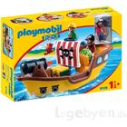Playmobil Piratenschiff 9118