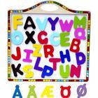 Magni Magnettavla med svenskt alfabet