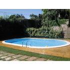 Einbaupool Schwimmbad 800x420cm