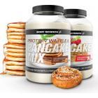 Body Science Protein Pancake Mix: Kanelbulle, 1 kg