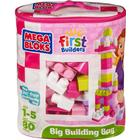 Mega Bloks First Builders Building Bag 80pcs