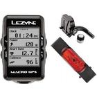 Lezyne Macro GPS Computer Loaded Bundle | Black