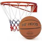 My Hood Basketball Basket with Ball