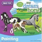Breyer, Horse Family Painting
