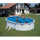 Stahlwandpool Schwimmbad 500x375cm
