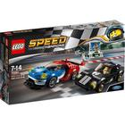 Lego Speed Champions 2016 Ford GT og 1966 Ford GT40 75881