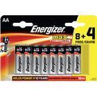 ENERGIZER BATTERIER ENERGIZER MAX AA 12-PACK