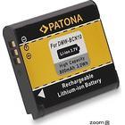 eQuipIT Batteri Panasonic DMW-BCN10 800mAh 3.7V