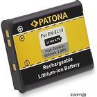 eQuipIT Batteri Nikon EN-EL19 600mAh 3.7V
