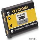 eQuipIT Batteri Olympus Li-40b 500mAh 3.7V