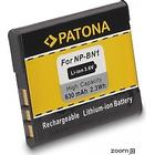 eQuipIT Batteri Sony NP-BN1 630mAh 3.6V