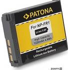 eQuipIT Batteri Sony NP-FR1 1220mAh 3.6V