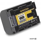 eQuipIT Batteri JVC BN-VG107 890mAh 3.6V