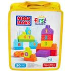 Mega Bloks First Builders 1 2 3 Count