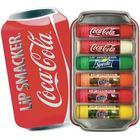 Lip Smacker Coca Cola Tin Box 6 pack