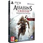 Ubisoft Assassins Creed 3 Washington Edit Ps3