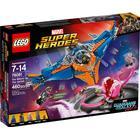 Lego Marvel Super Heroes Milano mod Abilisken 76081
