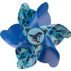 Micro Scootersaurus Windmill Scooter Accessory, Blue