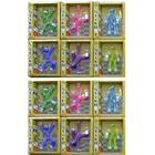 Brainstorm Toy Shed Stikbot Figure (pack Of 12, Light Blue/dark Blue/green/yellow/purple/pink)