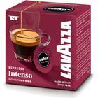 Lavazza Lavazza Espresso Intenso kaffekapslar, 16 port 8000070086029