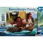 Ravensburger: Disney - Vaiana, Vaiana and Maui (100)