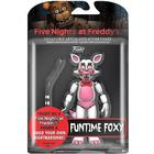 Funko - Five Nights at Freddy's Articulated Figure: Series 2 - Funtime Foxy - 13cm