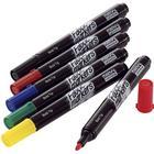 Marvy Textile Color Pens 6-pack