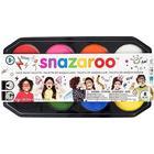 Snazaroo Ansiktsfärg med palett, 18 ml, olika färger