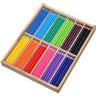 NORDIC Brands Jumbo Triangular Colored Pencils 144-pack