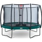 Berg Elite Regular + Safety Net T-Series 430cm