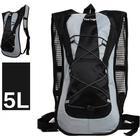 Hydro taske til løb, cykling of vandreture. 5L taske / 2L blære