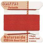 Griffin Silk - Röd strl 6, 1 förpackning